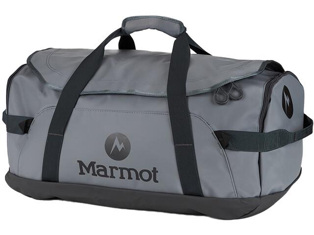Marmot Long Hauler Duffel Mediano, gris